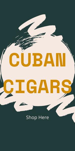 Cuban Cigars at Cigar Box Shop